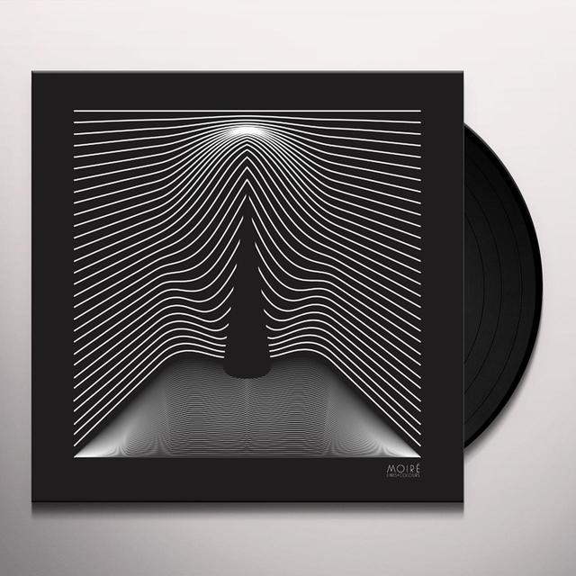 Moire LINES + COLOURS Vinyl Record
