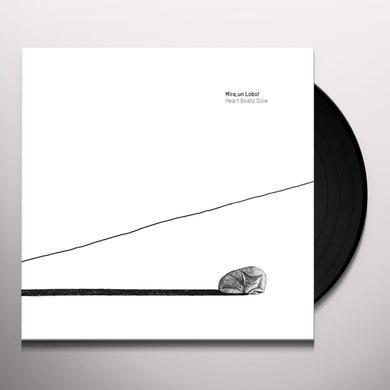 Un Lobo Mira HEART BEATS SLOW Vinyl Record