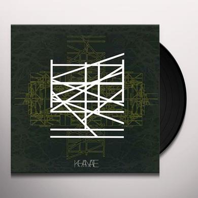 KHANATE Vinyl Record - Black Vinyl