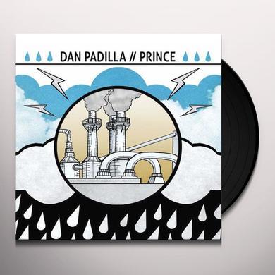Dan Padilla / Prince SPLIT Vinyl Record