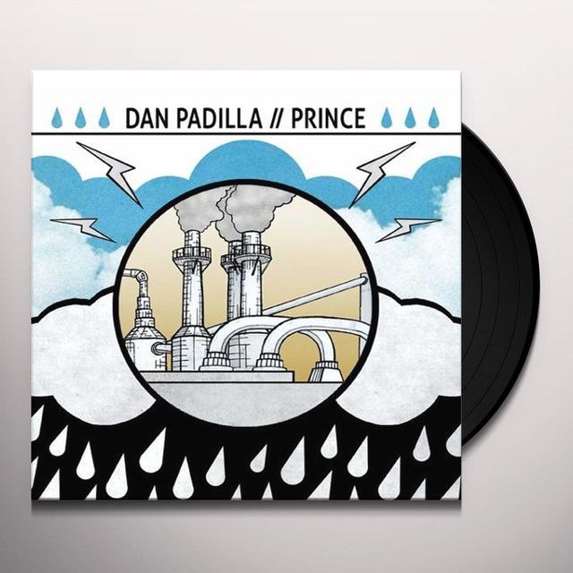 Dan Padilla / Prince SPLIT (EP) Vinyl Record