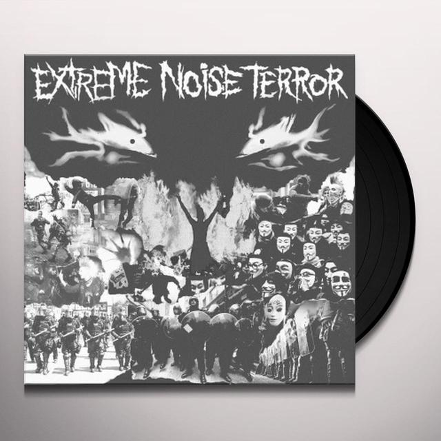 EXTREME NOISE TERROR Vinyl Record