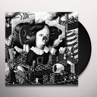 Psychic Teens NERVE Vinyl Record