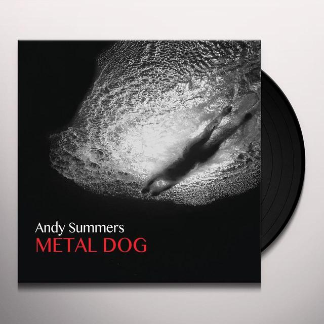 Andy Summers METAL DOG Vinyl Record