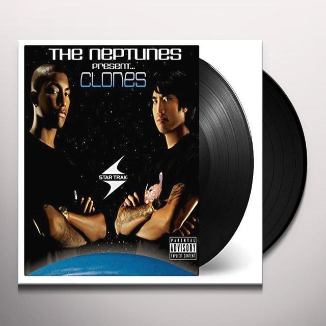 Neptunes CLONES Vinyl Record - Holland Import