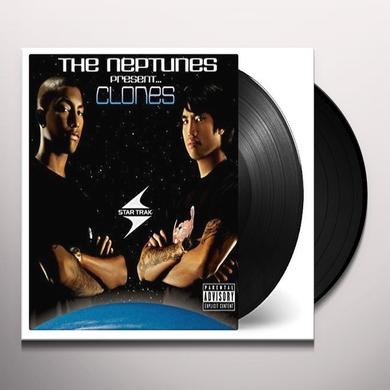 Neptunes CLONES Vinyl Record - Holland Import