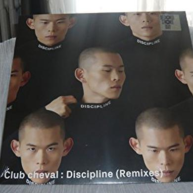 Club Cheval DISCIPLINE (REMIXES) Vinyl Record