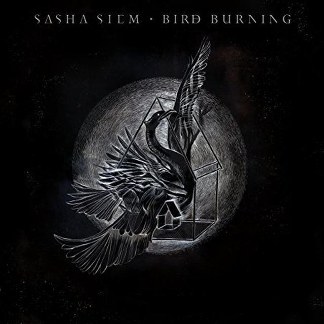 Sasha Siem BIRD BURNING Vinyl Record