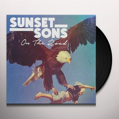 Sunset Sons VERY RARELY SAY DIE Vinyl Record