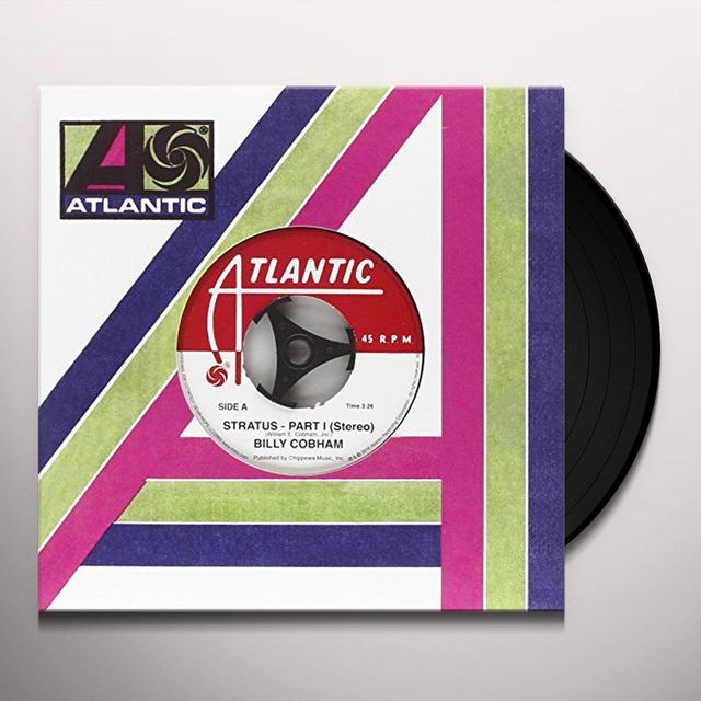 Billy Cobham STRATUS (PART 1) Vinyl Record