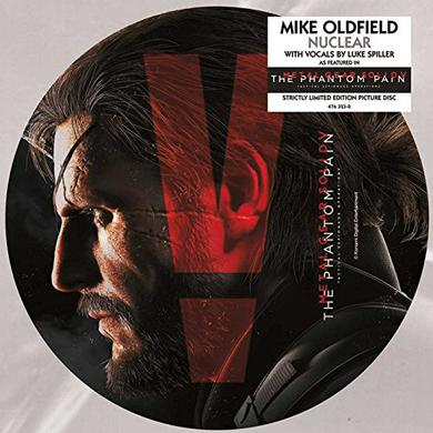 Mike Oldfield NUCLEAR Vinyl Record