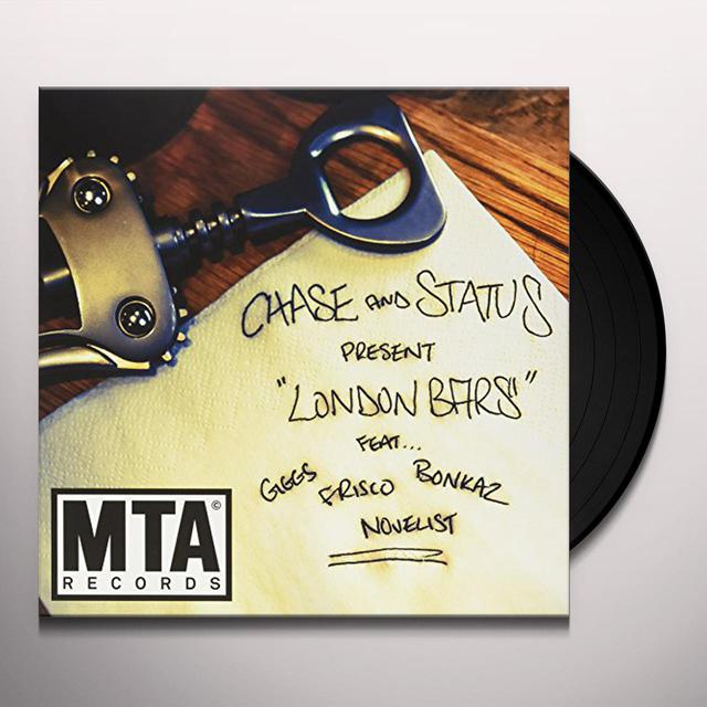 CHASE & STATUS / NOVELIST LONDON BARS Vinyl Record