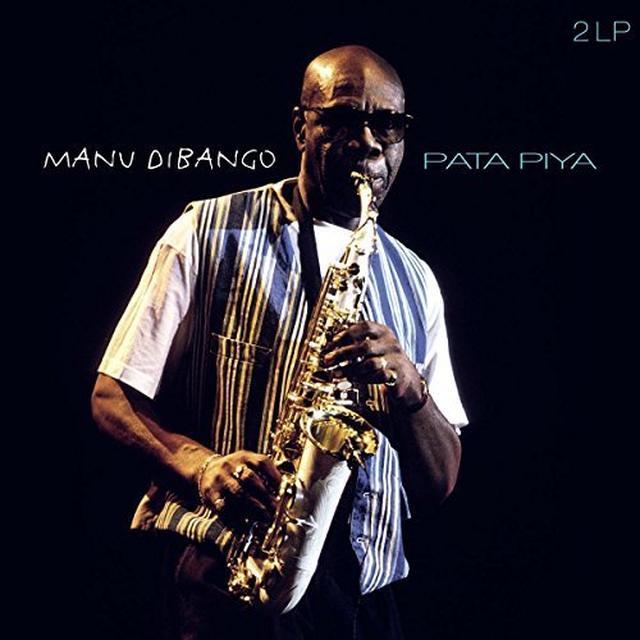 Manu Dibango PATA PIYA Vinyl Record