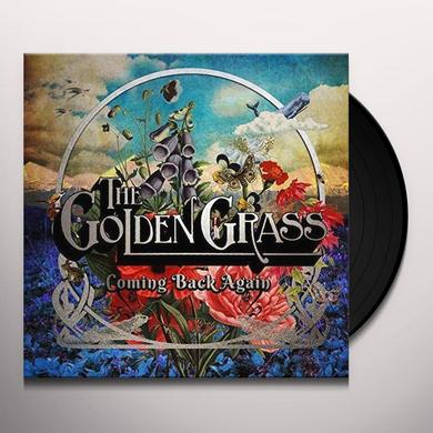 Golden Grass COMING BACK AGAIN Vinyl Record - UK Import