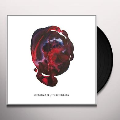 Messenger THRENODIES Vinyl Record - UK Import