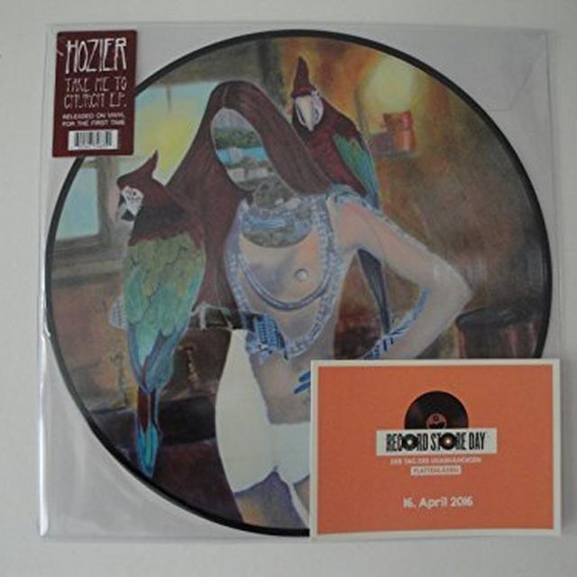 Hozier TAKE ME TO CHURCH Vinyl Record