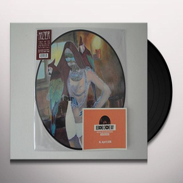 Hozier TAKE ME TO CHURCH Vinyl Record - Holland Import