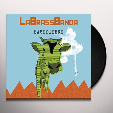Labrassbanda HABEDIEHRE  (GER) Vinyl Record - 180 Gram Pressing