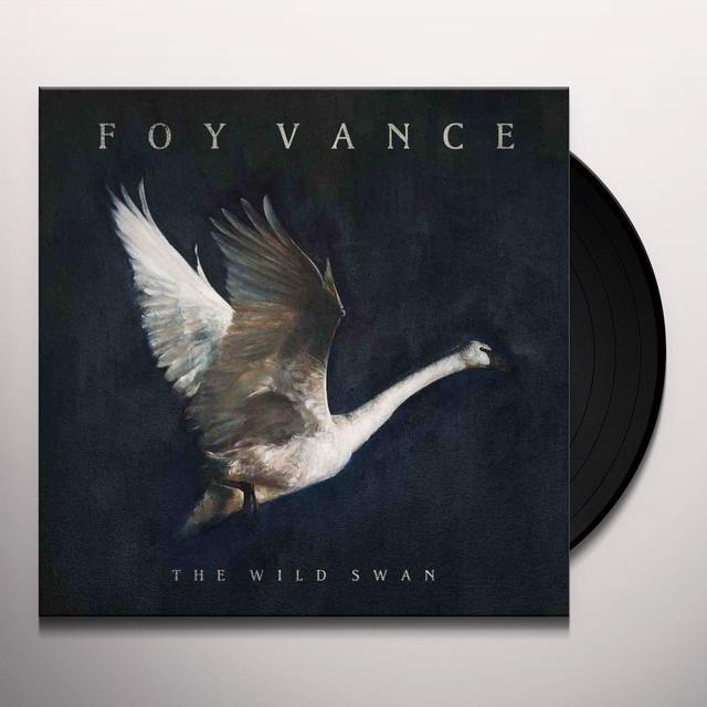 Foy Vance WILD SWAN Vinyl Record - UK Import