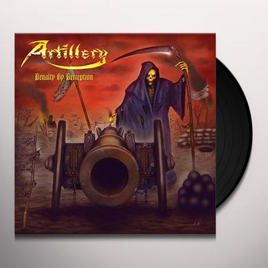 Artillery PENALTY BY PERCEPTION Vinyl Record - UK Import