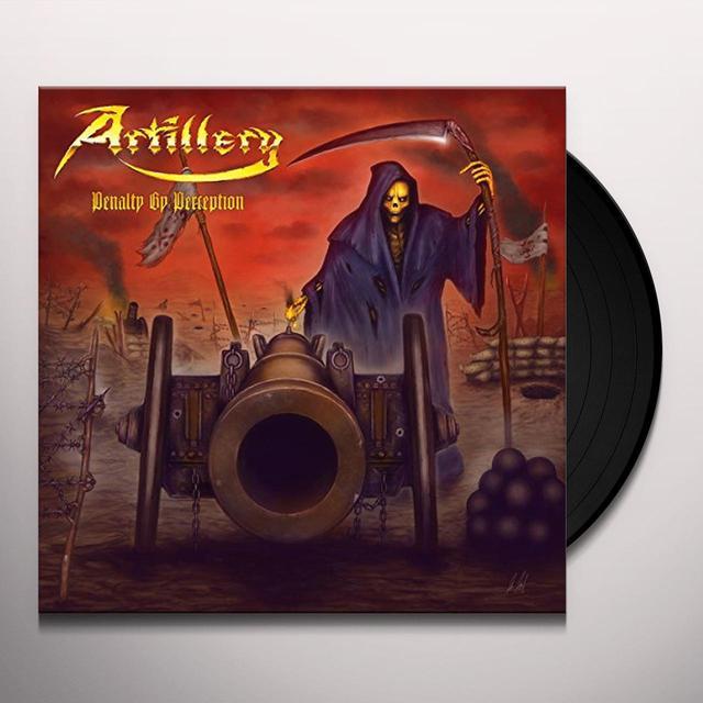 Artillery PENALTY BY PERCEPTION Vinyl Record - UK Import