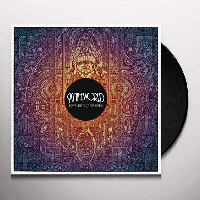 Knifeworld BOTTLED OUT OF EDEN Vinyl Record - UK Import