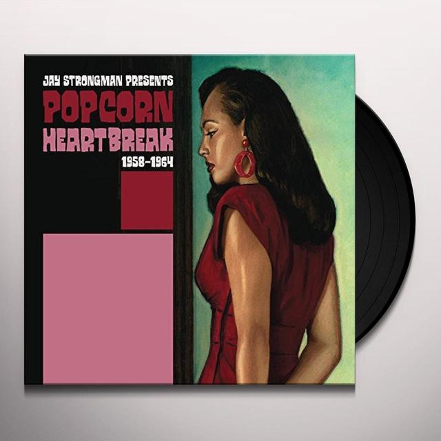 JAY STRONGMAN PRESENTS POPCORN HEARTBREAK / VAR Vinyl Record