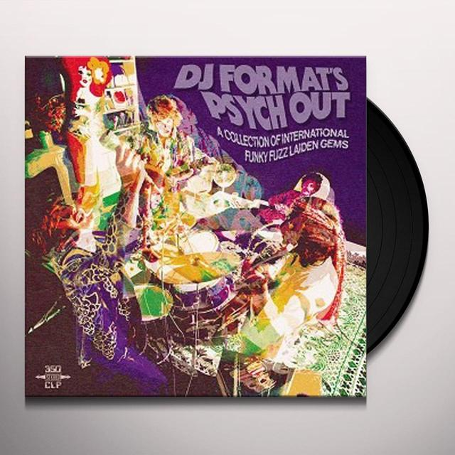 DJ FORMAT'S PSYCH OUT / VARIOUS (UK) DJ FORMAT'S PSYCH OUT / VARIOUS Vinyl Record - UK Import