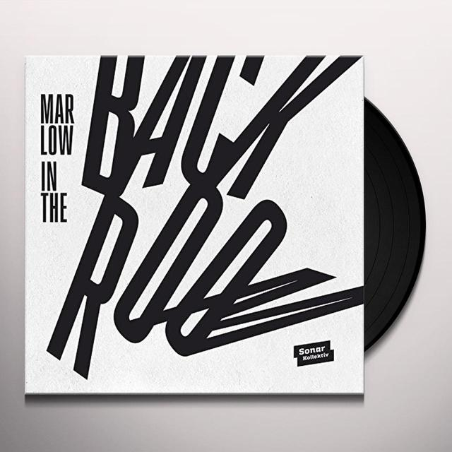 Marlow IN THE BACKROOM Vinyl Record - UK Import