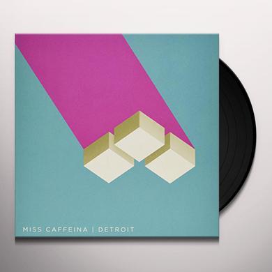 Miss Caffeina DETROIT Vinyl Record
