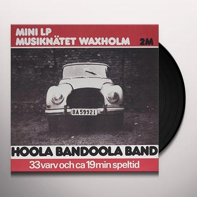 HOOLA BANDOOLA BAND: ENGLISH VERSION Vinyl Record