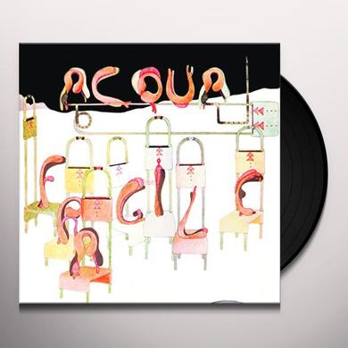 ACQUA FRAGILE Vinyl Record - Italy Import