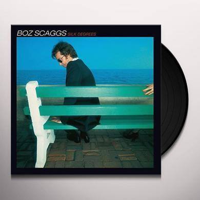 Boz Scaggs SILK DEGREES Vinyl Record - Portugal Import