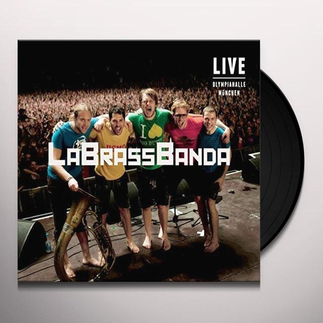 Labrassbanda LIVE OLYMPIAHALLE MUNCHEN  (GER) Vinyl Record - 180 Gram Pressing
