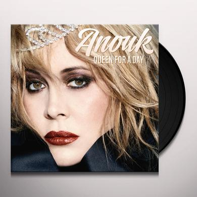 Anouk QUEEN FOR A DAY Vinyl Record - Holland Import