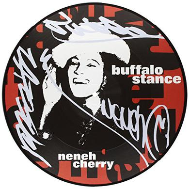 Neneh Cherry BUFALLO STANCE EXTENDED VERSION / KISSES ON THE Vinyl Record