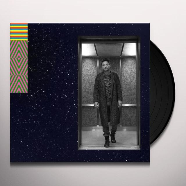 Yann Perreau LE FANTASTIQUE DES ASTRES Vinyl Record - Canada Import