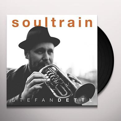 Stefan Dettl SOULTRAIN Vinyl Record