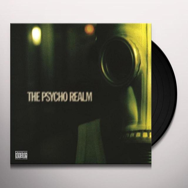 PSYCHO REALM Vinyl Record - Holland Import
