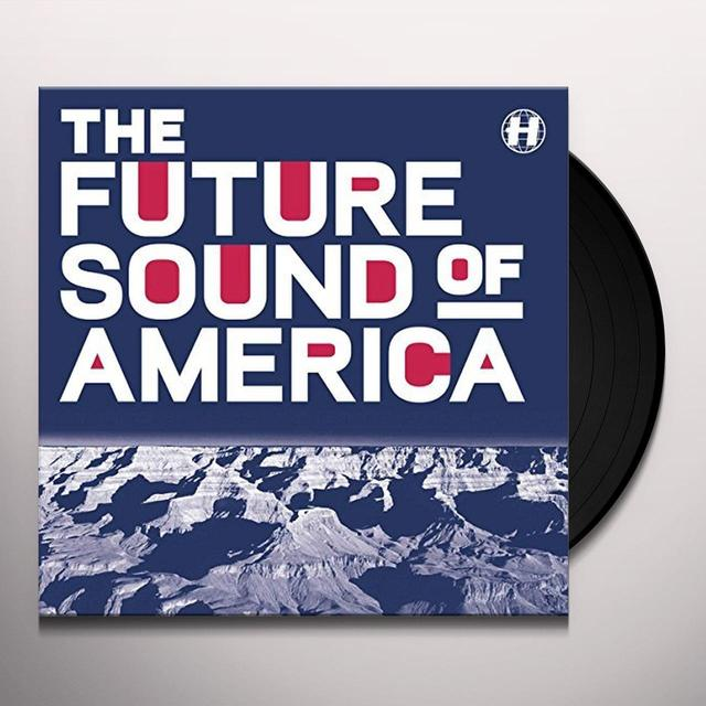 FUTURE SOUND OF AMERICA / VARIOUS (CAN) FUTURE SOUND OF AMERICA / VARIOUS Vinyl Record - Canada Import