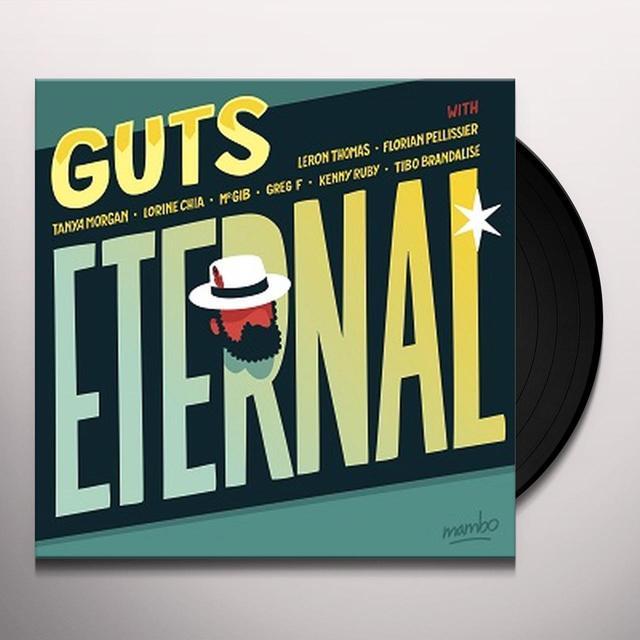 Guts ETERNAL Vinyl Record - Canada Release