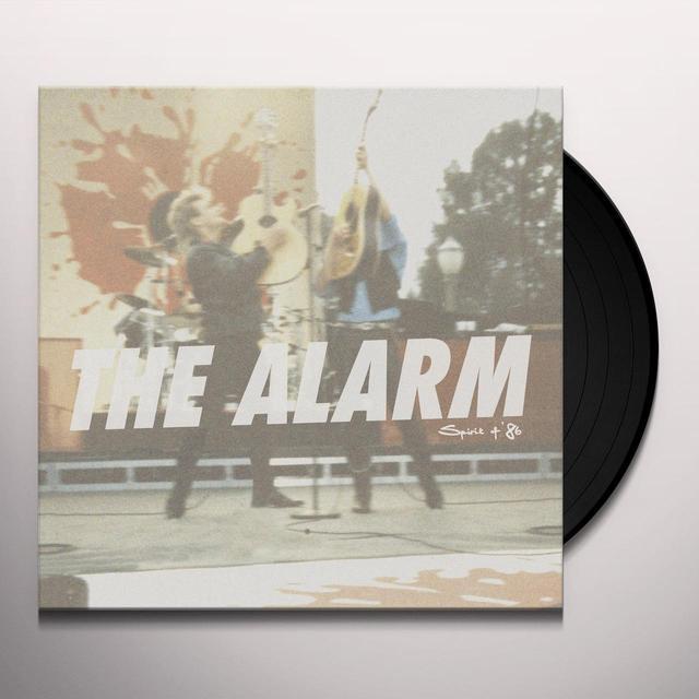 Alarm SPIRIT OF 86 Vinyl Record - Portugal Release