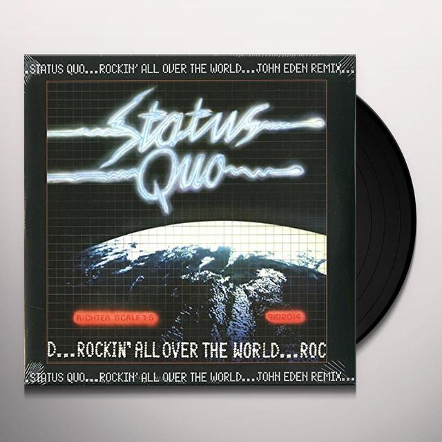 Status Quo ROCKING ALL OVER THE WORLD Vinyl Record