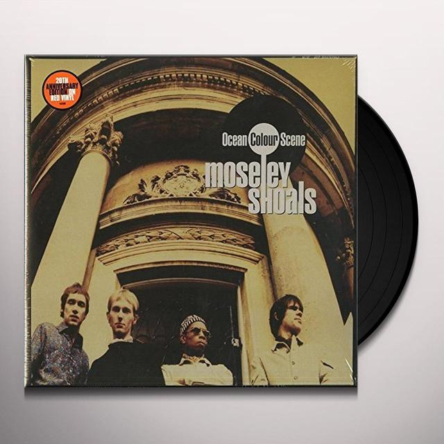 Ocean Colour Scene MOSELEY SHOALS Vinyl Record - Portugal Import