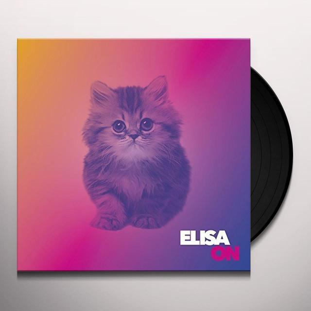 Elisa ON Vinyl Record