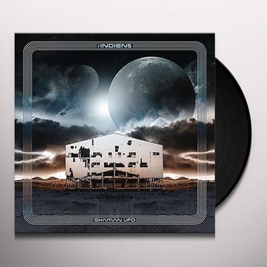 LES INDIENS SHAMAN UFO Vinyl Record