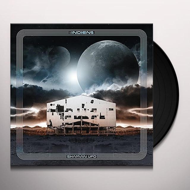LES INDIENS SHAMAN UFO Vinyl Record - Canada Import