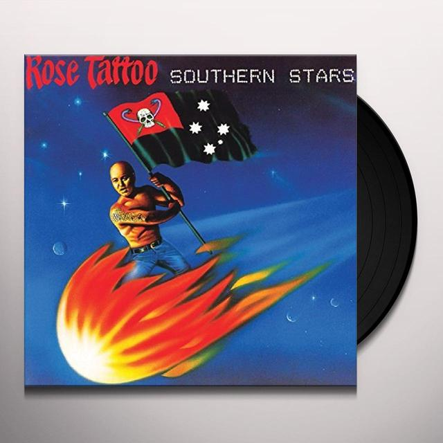 Rose Tattoo SOUTHERN STARS Vinyl Record