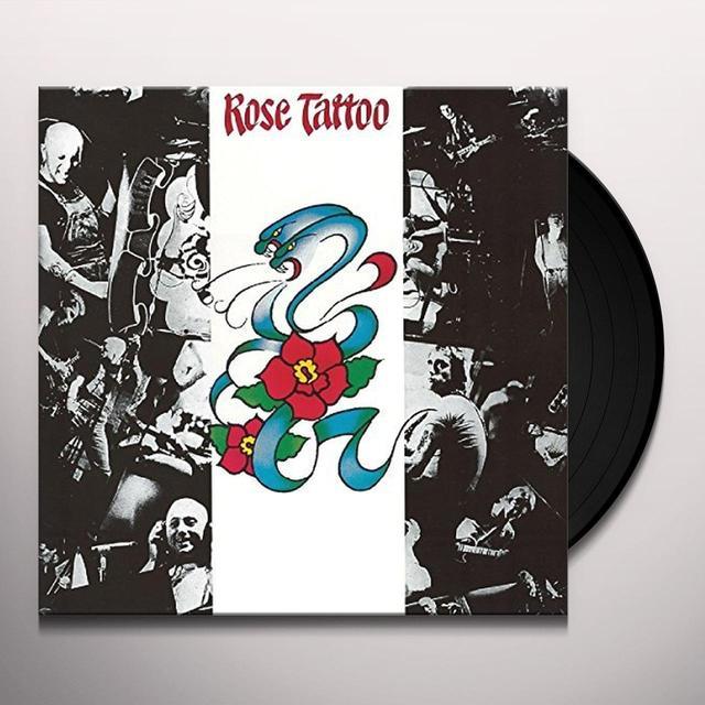 ROSE TATTOO  (GER) Vinyl Record - 180 Gram Pressing