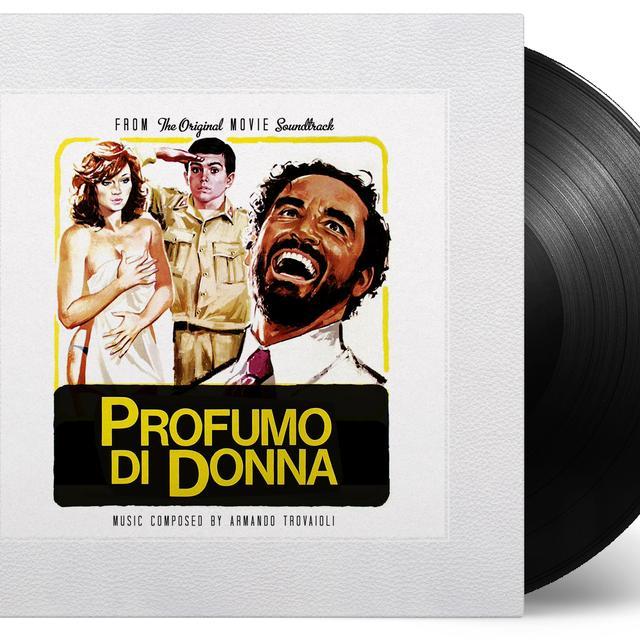 Armando Trovaioli PROFUMO DI DONNA (YELLOW) / O.S.T. Vinyl Record